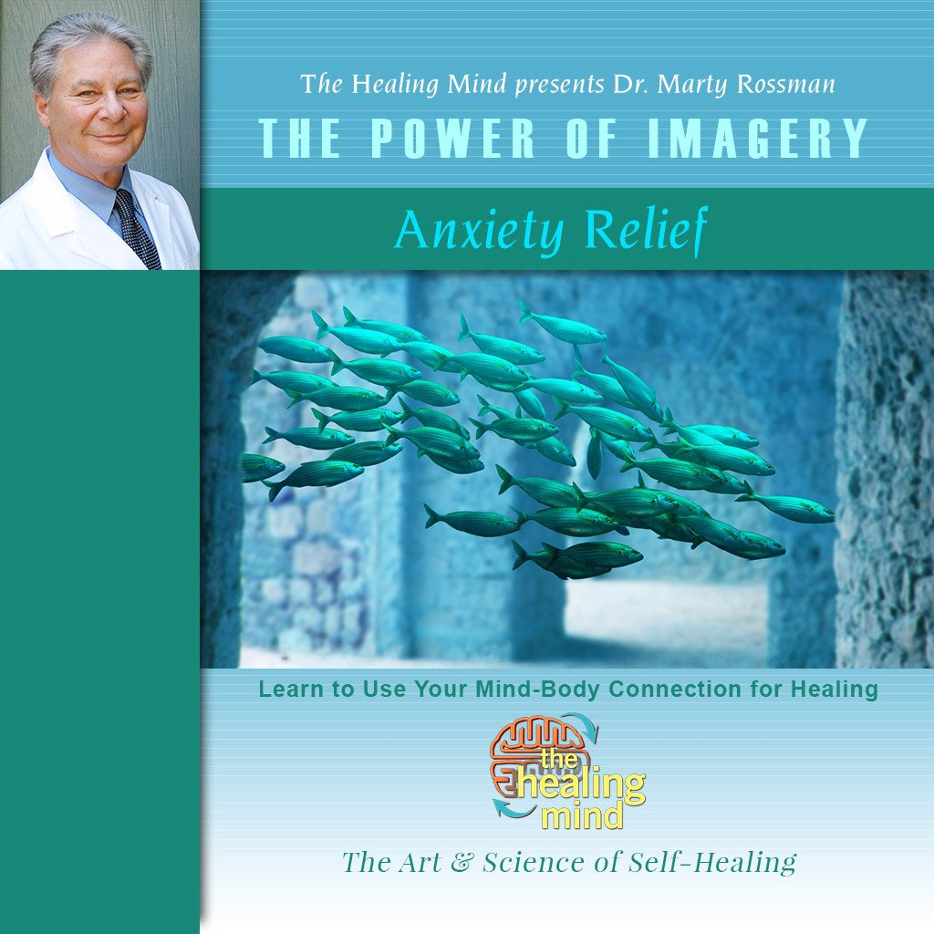 Anxiety Relief and the Worry Solution